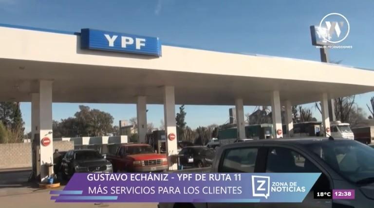 ECOGAS APROBÓ LA OBRA EN LA YPF