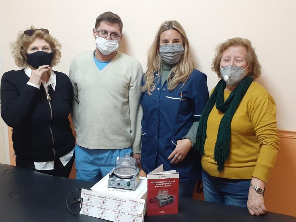 OTRO IMPORTANTE APORTE PARA EL HOSPITAL MUNICIPAL