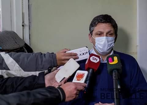 CRUDO ANÁLISIS DEL MOMENTO SANITARIO REGIONAL