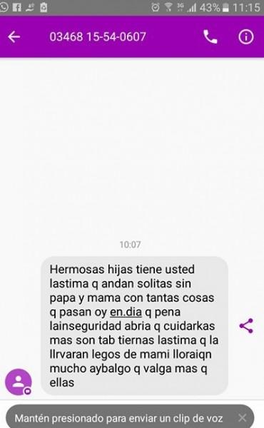 AMENAZARON A LA DIRECTORA DE BROMATOLOGÍA