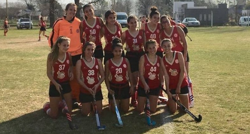 HOCKEY: LAMBERT VS INDEPENDIENTE DE PUEBLO ITALIANO