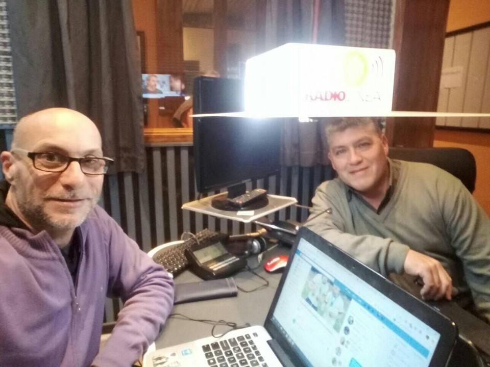OPERATIVO ELECCIONES EN LA RADIO Y EN LA WEB