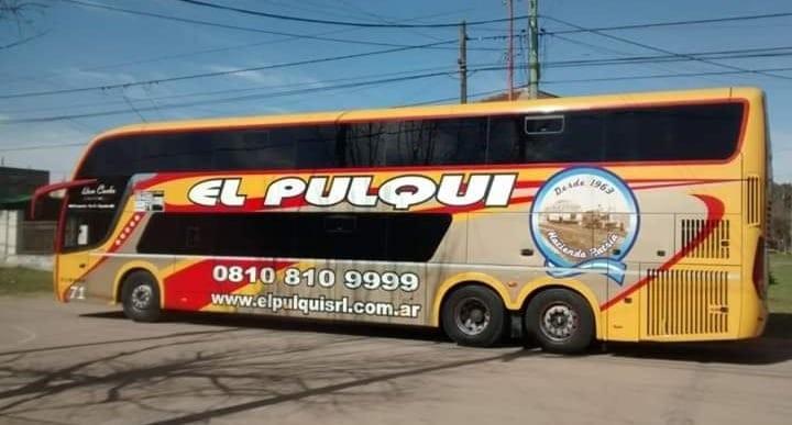 HOY COMIENZA EL SERVICIO DE EL PULQUI