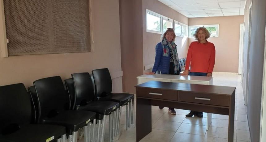 HOSPITAL: DONARON MOBILIARIO PARA NUEVOS CONSULTORIOS