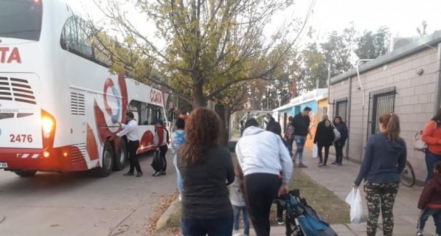 REQUISITOS PARA ACCEDER AL TRANSPORTE GRATUITO