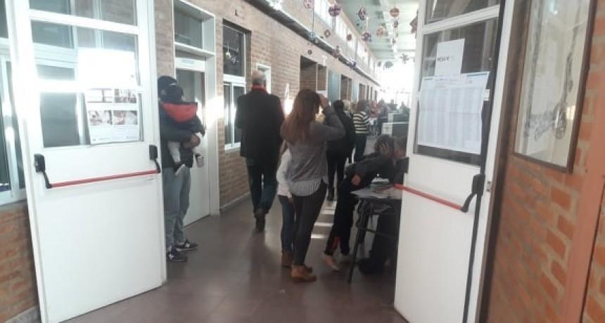OPERATIVO ELECCIONES: PASO 2019