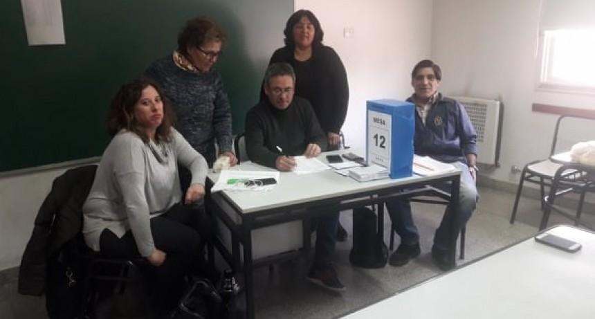 CLARO TRIUNFO DE BAGGINI EN ELECCIONES DE LA UEPC