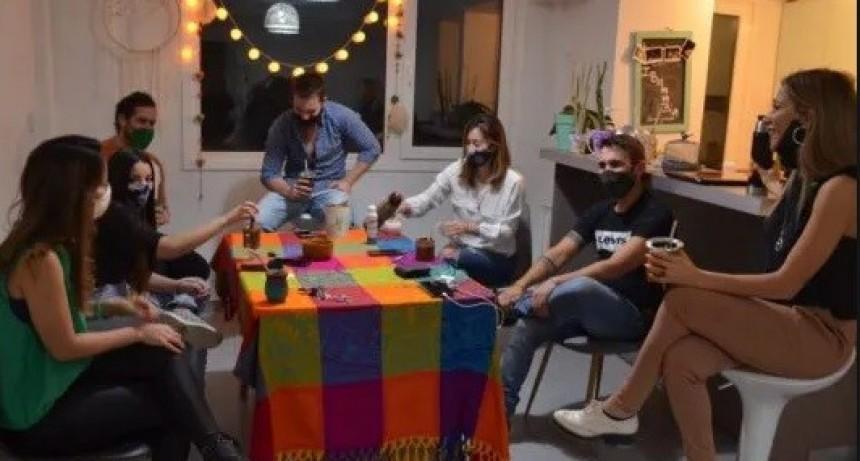 SE SUSPENDEN LAS REUNIONES SOCIALES EN TODO EL PAÍS