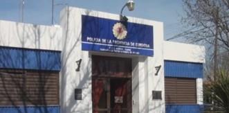 CORRAL DE BUSTOS: DOS DETENIDOS