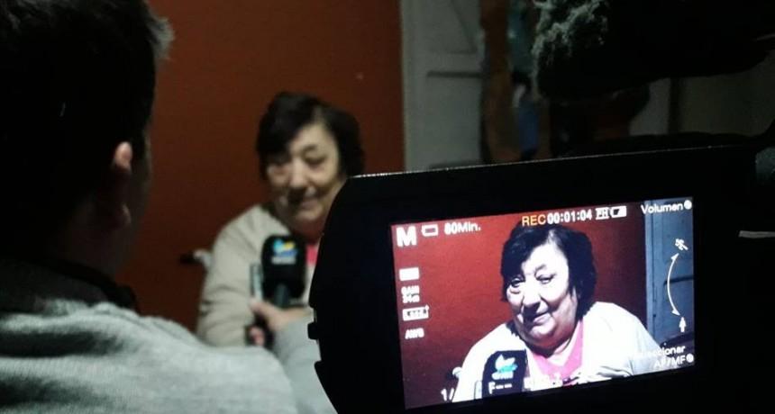 MÁS FAMILIAS EN EL COMEDOR DE ANA RITTA