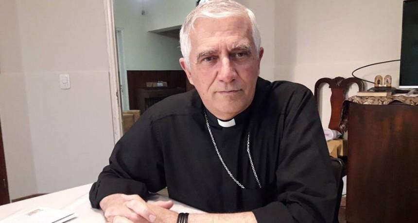 FIESTAS PATRONALES: SALUDO DEL OBISPO