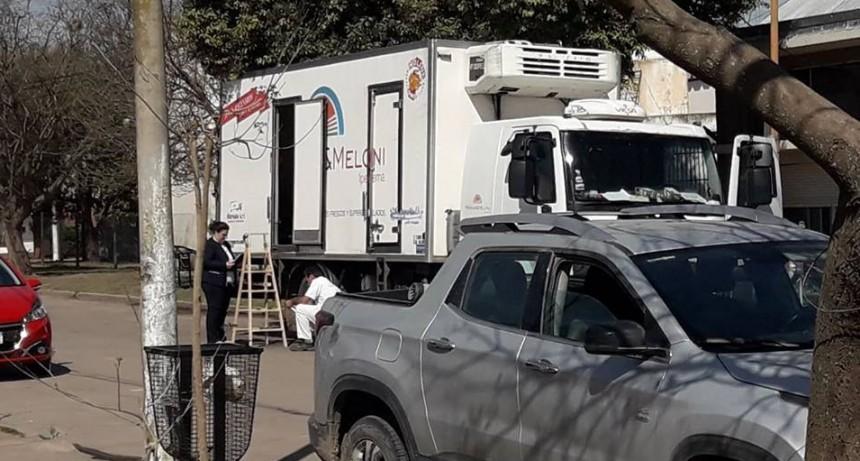 DECOMISARON MERCADERÍA A PROVEEDOR DE POLLOS