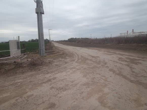 SUSPENDEN ACTIVIDAD DEL CONSORCIO CAMINERO