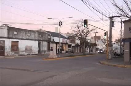 CORRAL DE BUSTOS: DECLARAN EMERGENCIA VIAL