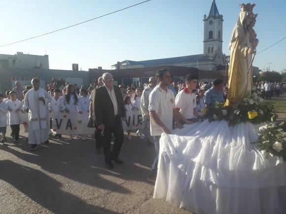 CELEBRACIÓN DEL JUBILEO: TRADICIONAL PROCESIÓN