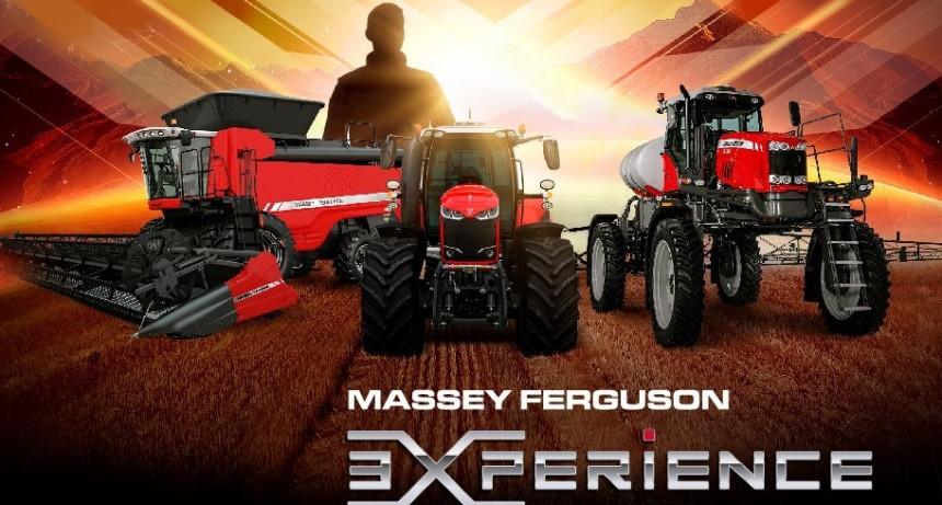 MASSEY FERGUSON EXPERIENCE TOUR EN MONTE MAÍZ