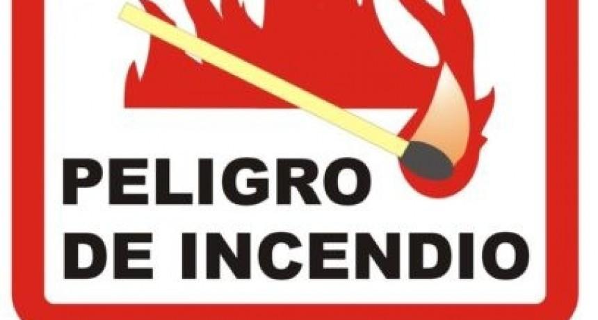 INCENDIOS FORESTALES: ALERTA ROJA