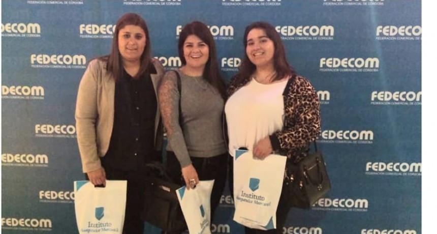 EL CENTRO COMERCIAL EN FESTEJOS DE FEDECOM