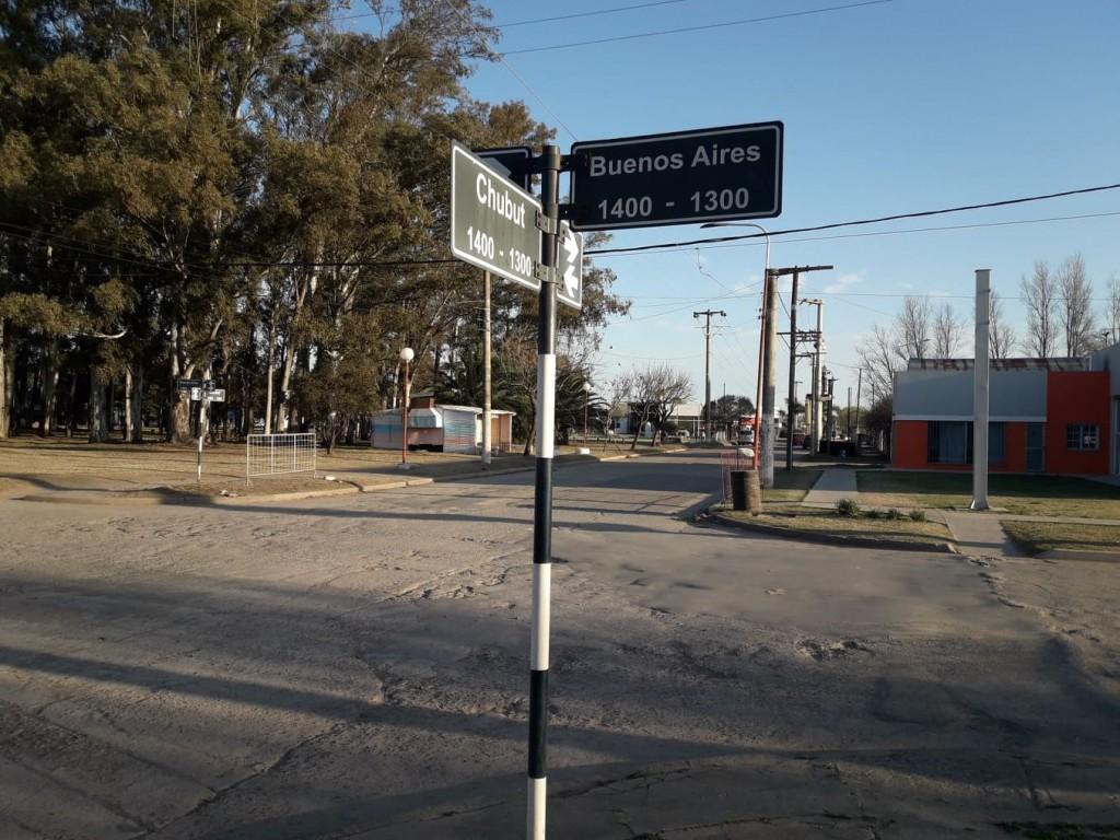 INMINENTE REAPERTURA DE LA CALLE CHUBUT