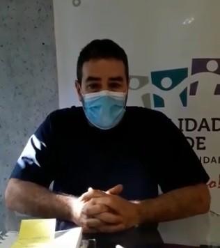 LABORDE: DIO POSITIVO EL SECRETARIO DE GOBIERNO