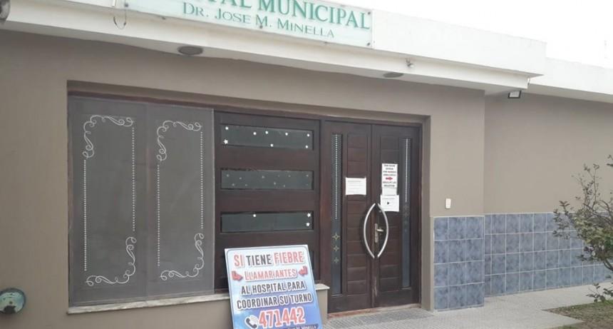 SALA DE TERAPIA INTENSIVA PARA EL HOSPITAL MUNICIPAL