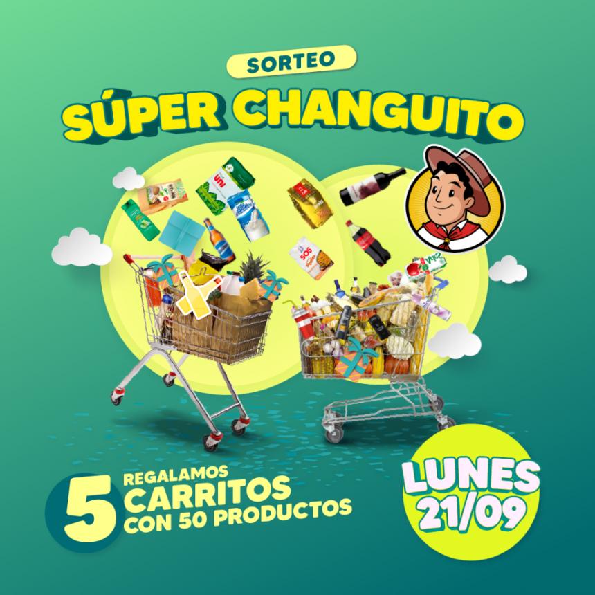 SORTEO DE LOS SÚPER CHANGUITOS