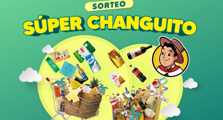 SORTEO DE LOS SÚPER CHANGUITOS DEL GAUCHITO