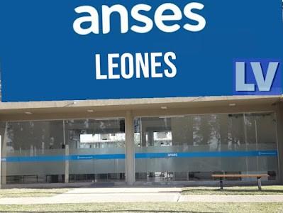 ANSES DE LEONES CAMBIÓ DE DIRECCIÓN