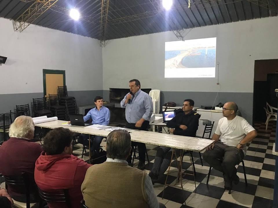 CONSORCIO CANELERO: ASAMBLEA CON PRODUCTORES