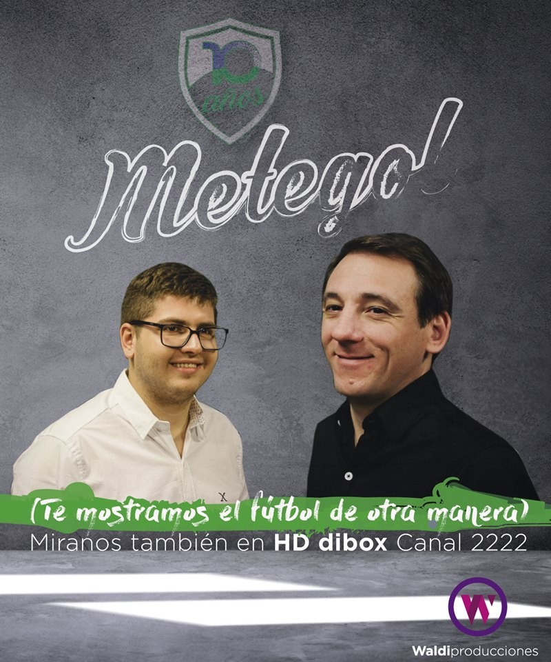 PROGRAMA COMPLETO DE METEGOL: NOVENA FECHA