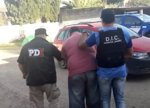 CORRAL DE BUSTOS: UN DETENIDO POR DELITOS RURALES
