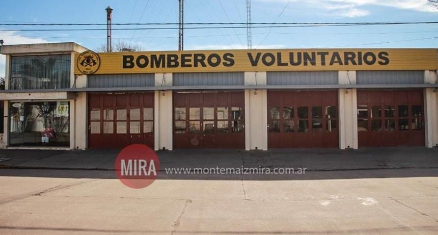 SIMULACRO DE BOMBEROS Y PRUEBA DE SIRENA MAYOR