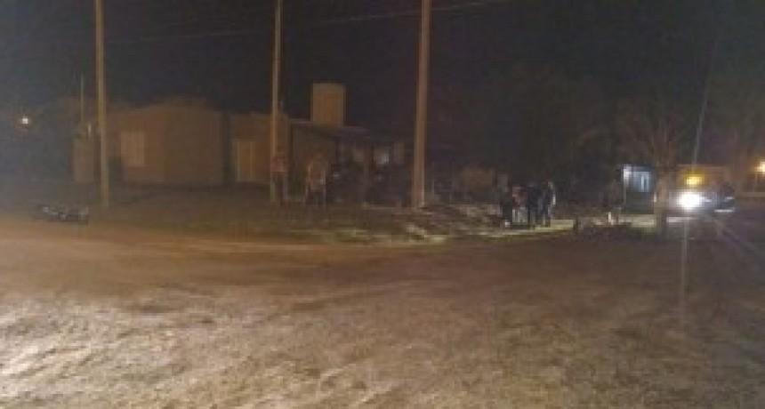 CORRAL DE BUSTOS: TRÁGICO ACCIDENTE ENTRE DOS MOTOS