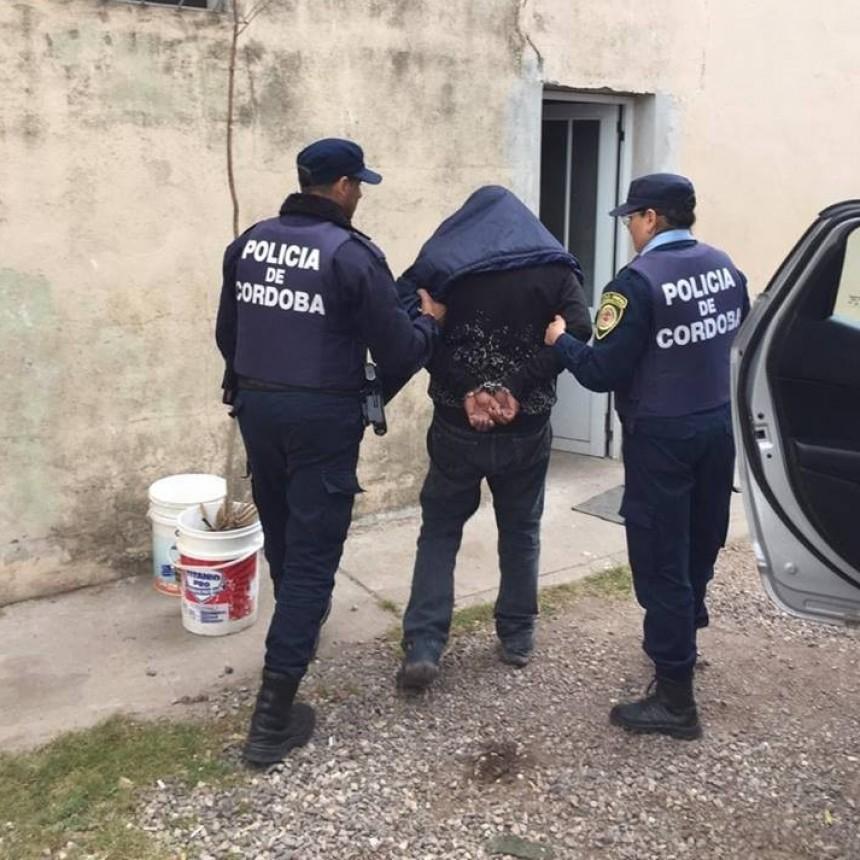 LABORDE: DETENIDO POR VIOLENCIA DE GÉNERO