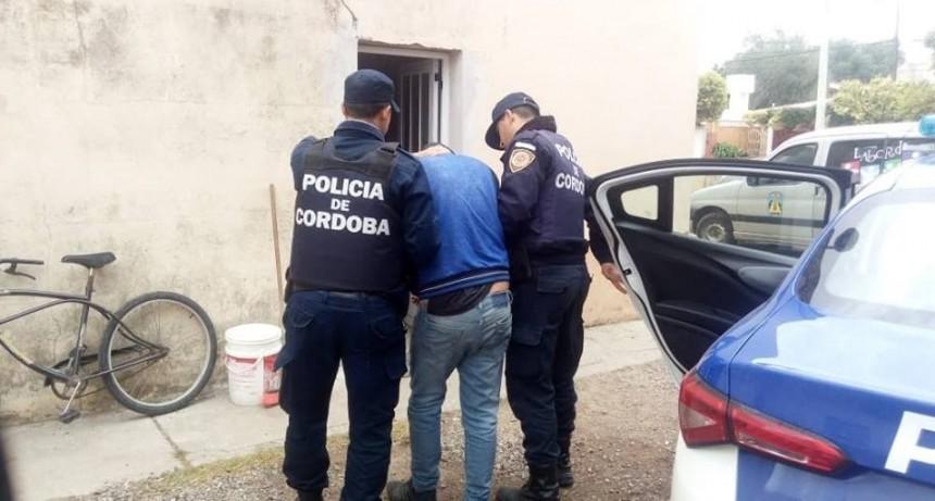 APREHENSIÓN EN FLAGRANCIA POR VIOLENCIA DE GÉNERO