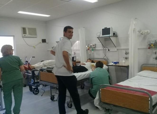 9° CAMPAÑA DE DONACIÓN DE SANGRE EN EL HOSPITAL