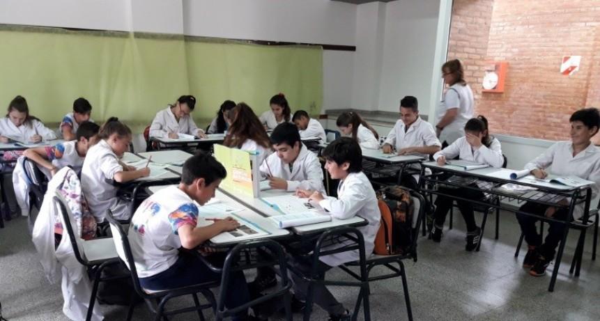 COMIENZAN PREINSCRIPCIONES EN ESCUELAS PROVINCIALES