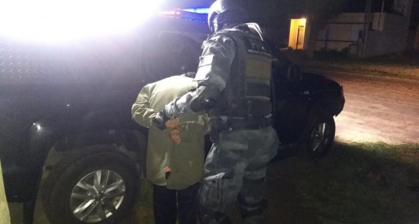 MARCOS JUÁREZ: UN DETENIDO POR COMERCIALIZAR DROGAS