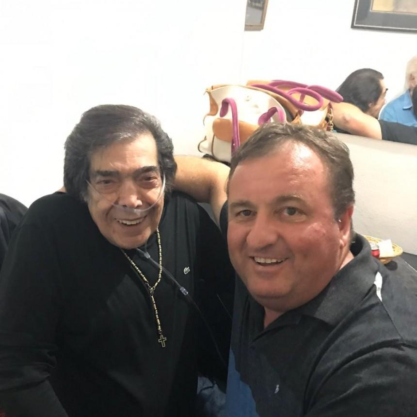 EMPRESARIO DE MONTE MAÍZ RECORDÓ A CACHO CASTAÑA