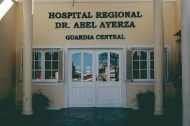ENCUENTRAN MÉDICO MUERTO EN EL HOSPITAL ABEL AYERZA