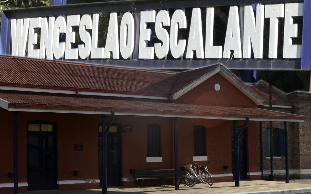 WENCESLAO ESCALANTE CUMPLE 117 AÑOS