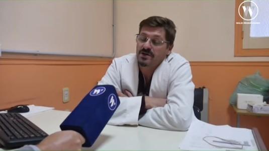 EL DR. VÍCTOR CHÍAS DIO POSITIVO PARA CORONAVIRUS