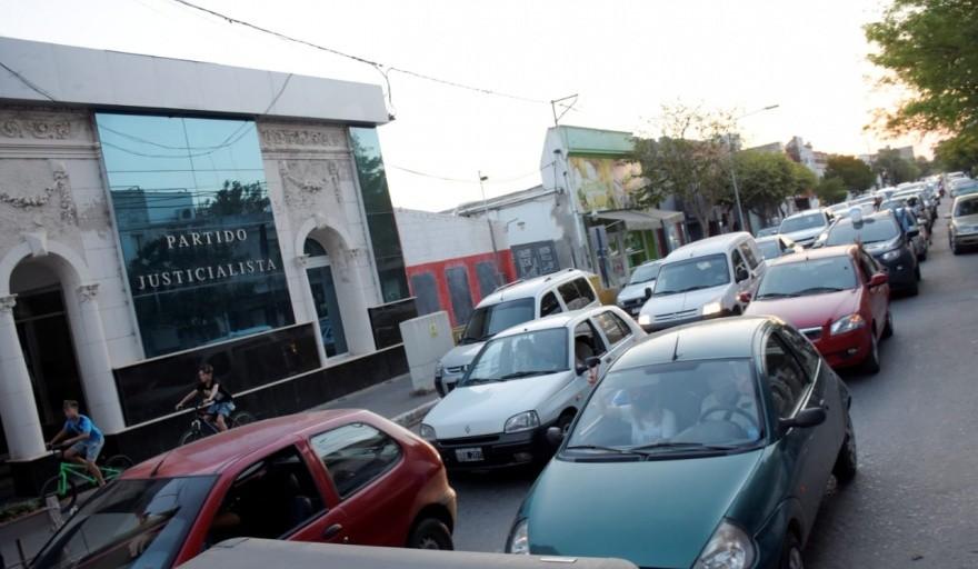 BELL VILLE: CARAVANA DEL 17 DE OCTUBRE