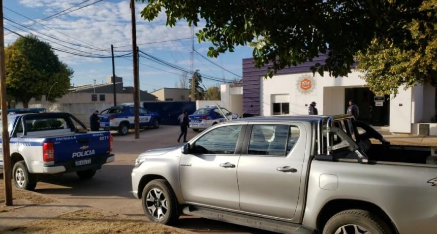 PASCANAS: HECHOS POLICIALES DEL FIN DE SEMANA