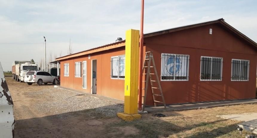 ROBO EN EL CENTRO DE CAMIONEROS
