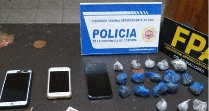 EMBOSCADA POLICIAL A DEALERS