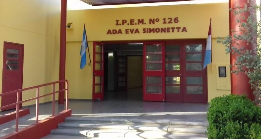 IPEM N°126: INSCRIPCIONES CICLO LECTIVO 2021
