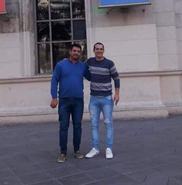 MAXI LUJÁN Y ALEXIS AGONAL FUERON SOBRESEÍDOS