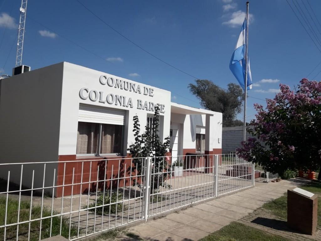COLONIA BARGE: GESTIONES EN CATASTRO POR ESCRITURAS
