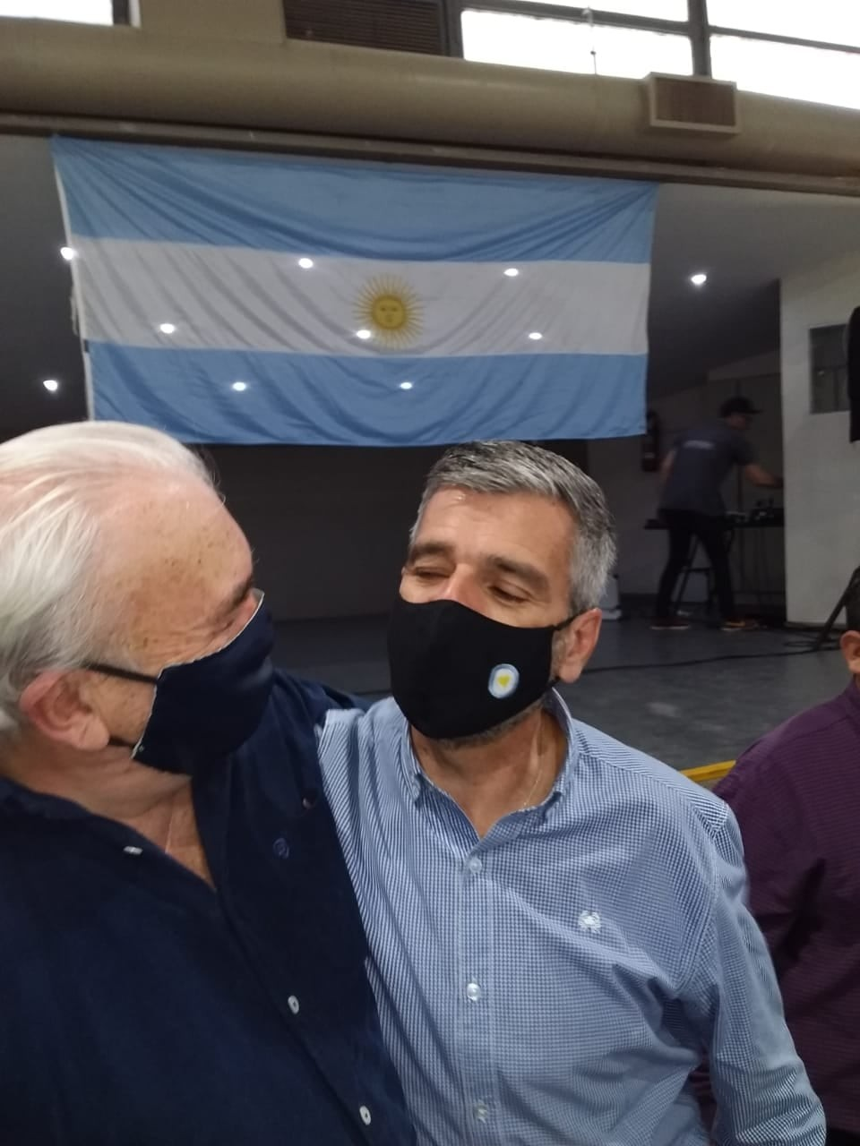 REUNIÓN CON EL MINISTRO DE DESARROLLO SOCIAL